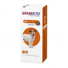 Бравекто Bravecto - от клещей для собак, 250 мг (4.5 - 10 кг)