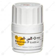 Вазотоп Р таблетки 0,625 мг (Рамиприл) MSD