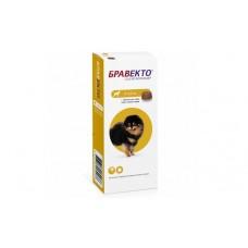 Бравекто (Bravecto) для собак 112,5 мг от клещей и блох, 2 - 4,5 кг