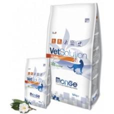 MONGE CAT Vet Solution RENAL – корм для кошек при почечной недостаточности