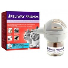 Feliway Friends Феромон для кошек (диффузор + флакон)