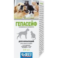 Агроветзащита Гепасейф для собак и кошек