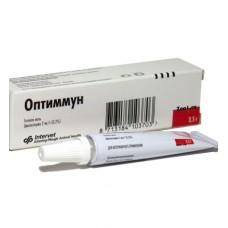 Оптиммун глазная мазь (Optimmune 3,5 г) MSD