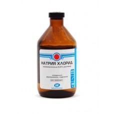 Мосагроген Натрия Хлорид 0,9%
