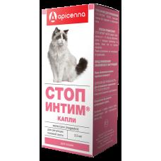 Apicenna Стоп-Интим капли для кошек
