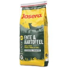 Josera Duck (Ente) & Potato - сухой беззерновой корм для собак