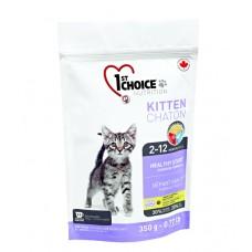 1st CHOICE Kitten Здоровый старт (Курица)