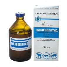 Нуклеопептид 100 мл (Nycleopeptid) - раствор для инъекций Экохимтех