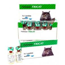 Нобивак Tricat Trio (NOBIVAC) для кошек, без растворителя