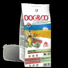 Adragna Dog&Go ADULT MINI Lamb & Rice 26/15,5 - корм для взрослых собак мелких пород, ягненок с рисом