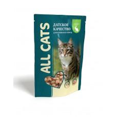 Aller Petfood All Cats - влажный корм для взрослых кошек с кроликом, 85г* 25 шт