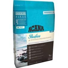 Acana Pacifica Cat (75% / 25%) - беззерновой корм для кошек и котят на основе рыбы