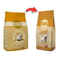 Araton Adult Lamb & Rice - корм для взрослых собак всех пород c ягненком и рисом