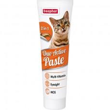 Beaphar Duo Active Pasta Мультивитаминная паста для кошек, 100 г. (арт. DAI12959)