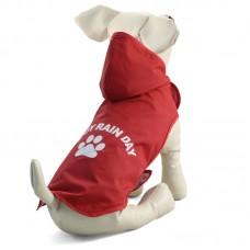 Triol - Попона, дождевик для собак (красный цвет, ТР 12251003, 12251004)