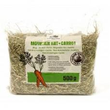 Natures Best Горное сено + Морковка (Mountain Hay + Carrot), 500 г (арт. NB40)