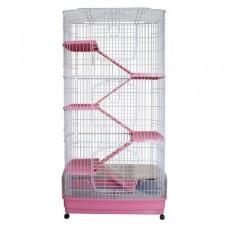HAPPY Animals Клетка для грызунов (83х57х158 см) (арт. ХЭП F23B)