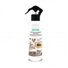 Anju Beaute- отпугивающий спрей для собак на основе эфирных масел, 250 мл.