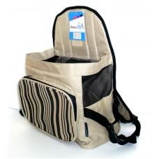 Dogman Рюкзак для собак Кенга 42 х 42 х 20 см (арт. TYZ D37)