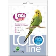 LOLO Pets Lololine - Йодовые жемчужины для всех птиц (арт. LO 72143)