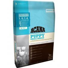 Acana Puppy Small Breed (70% / 30%) - корм для щенков мини пород