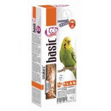 LOLO Pets Smakers ® с клубникой для волнистых попугаев (арт. LO 72110)