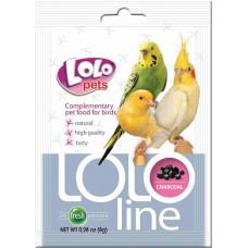 LOLO Pets Lololine - уголь для всех птиц (арт. LO 72041)