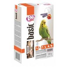 LOLO Pets Корм фруктовый для волнистых попугаев (арт. LO 72101)