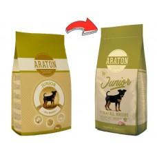 Araton Junior All Breeds - корм для щенков всех пород
