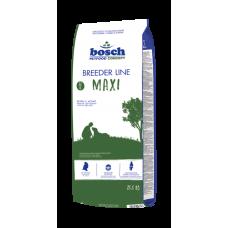 Bosch Breeder Maxi - корм для взрослых собак крупных пород, 20 кг