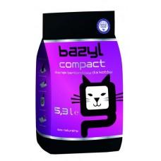 BAZYL Lavender наполнитель бентонитовый ароматизированный Лаванда, комкующийся