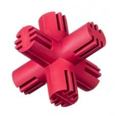 Barry King крест, красный, 12,5 см (арт. BK-15005)