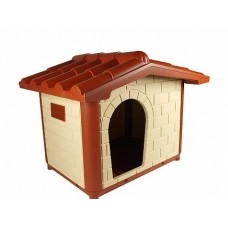 Bergamo Будка для собаки CLASSIC MINI 60х50х41 см (арт. TYZ 21.01)