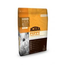 Acana Puppy Large Breed (70% / 30%) - корм для щенков крупных пород
