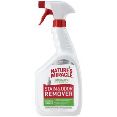 8 in 1 уничтожитель пятен и запахов от кошек - NM Remover Spray спрей 945 мл. (арт. 5969743)