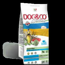 Adragna Dog&Go ADULT MINI Fish & Rice 26/15,5 - корм для взрослых собак мелких пород, с рыбой и рисом