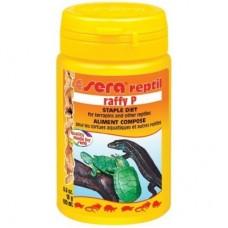 SERA raffy P — основной корм для водяных черепах (арт. TYZ 1840. 1850. 1890)