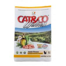 Adragna ADULT FITNESS Chicken & Peas 34/17 - для взрослых кошек с норм. активностью, курица с горохом