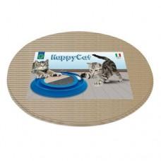 Georplast Сменный вкладыш в когтеточку HappyCat moquette scraper for cat, 24,5*21,5*2 см (набор 5 шт)