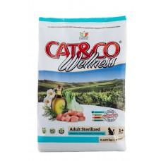 Adragna ADULT STERILIZED Chicken & Barley 32/10 - корм для стерилизованных кошек курица и просо