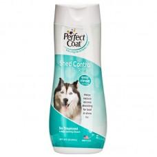 8in1 шампунь для собак PC Shed Control против линьки с тропическим ароматом, 473 мл (арт.1006367)