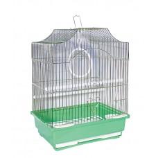 HAPPY Animals Клетка для птиц (30х23х39 см) (арт. ХЭП А112, А112 Gold)