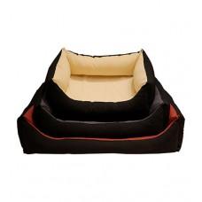 Cat House лежанка прямоугольная 2-х сторонняя для собак, плащевка+синтепон, несколько размеров (арт. CH67)