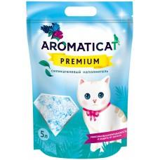 AROMATICAT Premium - силикагелевый наполнитель для кошачьего туалета (5 л)