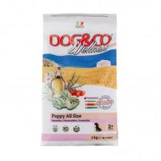 Adragna PUPPY ALL SIZE Chicken & Rice 28/16 - корм с фитокомплексом для щенков всех пород, курица с рисом