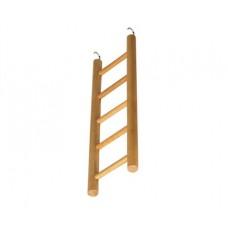 Beeztees Лесенка деревянная (5 шагов, длина 24 см) (арт. ВЕТ5005)