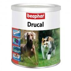 Beaphar DruCal - Витаминно-минеральная добавка для кошек (при болезнях суставов, хрупкости костей) 250 г (арт. DAI12471)