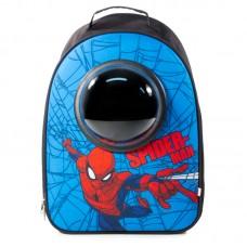 Triol-Disney Сумка-рюкзак для кошек Marvel Человек-паук, 45х32х23 см. (ТР 31861005)