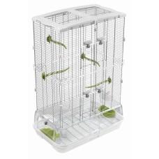 Happy Animals Клетка для птиц Vision, 62.5x39.5x87 см (арт. ХЭП 83255)