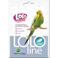 LOLO Pets Lololine - Густые перья для всех птиц (арт. LO 72142)